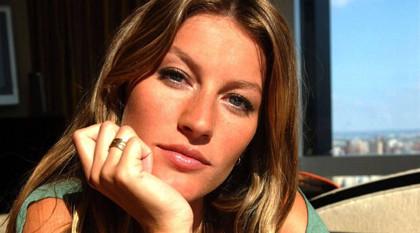Gisele Bundchen, la supermodelo mejor pagada