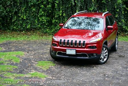 Jeep Cherokee Limited, prueba (parte 1)