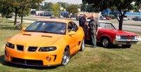 Pontiac GTO, otro al que le llega su fin