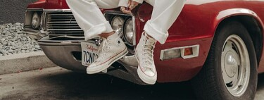 Así combinan las zapatillas Converse las chicas de moda