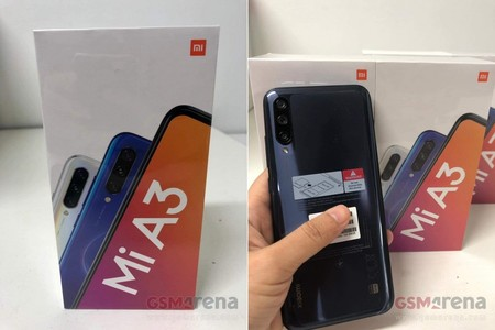 Xiaomi Mi A3 Foto Filtrada 2
