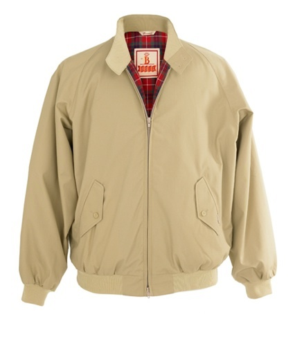 Baracuta G9, la Harrington original