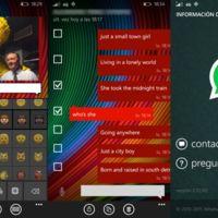 WhatsApp se actualiza en Windows Phone añadiendo búsqueda de mensajes y otras mejoras