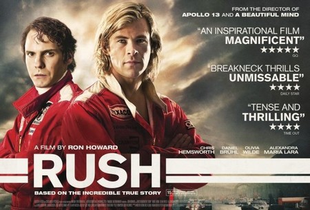 Banner de Rush