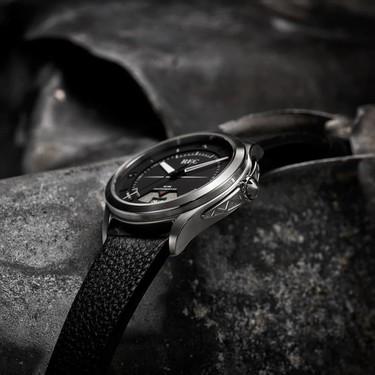 La firma relojera REC crea diseños excepcionales con piezas de un Spitfire de la Segunda Guerra Mundial