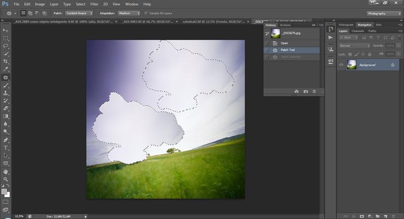 Foto de Aprendiendo con Adobe Photoshop CS6: Características para fotógrafos (Capítulo 1, segunda parte) (12/14)