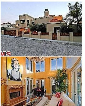 Foto de Las Casas de Famosos: Lady Gaga (3/10)