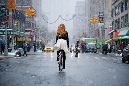 downtownfrombehind, por Bridget Fleming