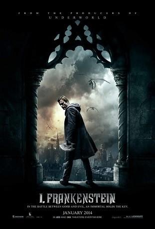 'I, Frankenstein', tráiler y carteles de la versión moderna del mítico monstruo
