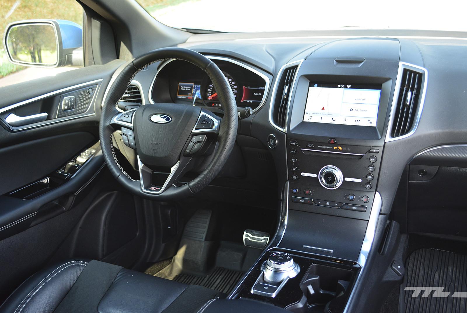 Foto de Ford Edge ST (prueba) (12/20)