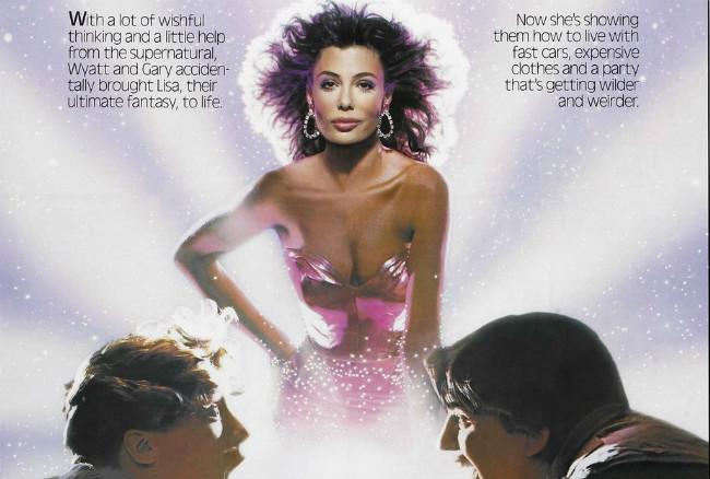 La Mujer Explosiva Poster
