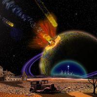 El día que caían meteoritos pero nadie creía en su existencia