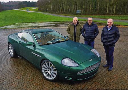 Aston Martin Project Vantage Concept Ian Callum
