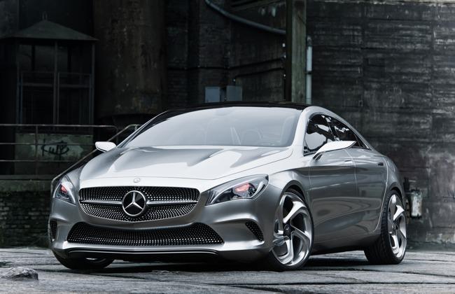 Mercedes-Benz Style Coupé 01