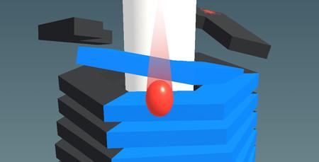 Stack Ball: así es el sencillo y adictivo juego que ya se han descargado millones de personas en iOS y Android