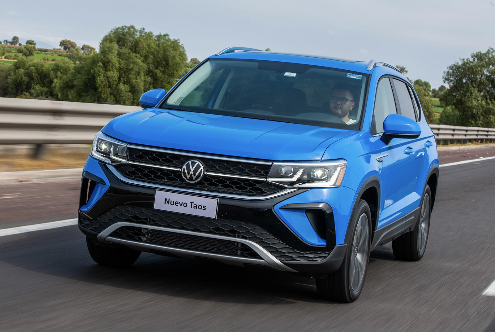 Foto de Volkswagen Taos (lanzamiento en México) (15/30)
