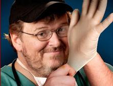 Michael Moore usa YouTube para dar voz a 'Sicko', su documental sobre la sanidad americana