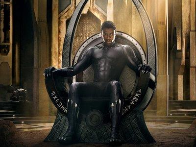 Marvel presenta la película de 'Black Panther': primer póster y tráiler en breve