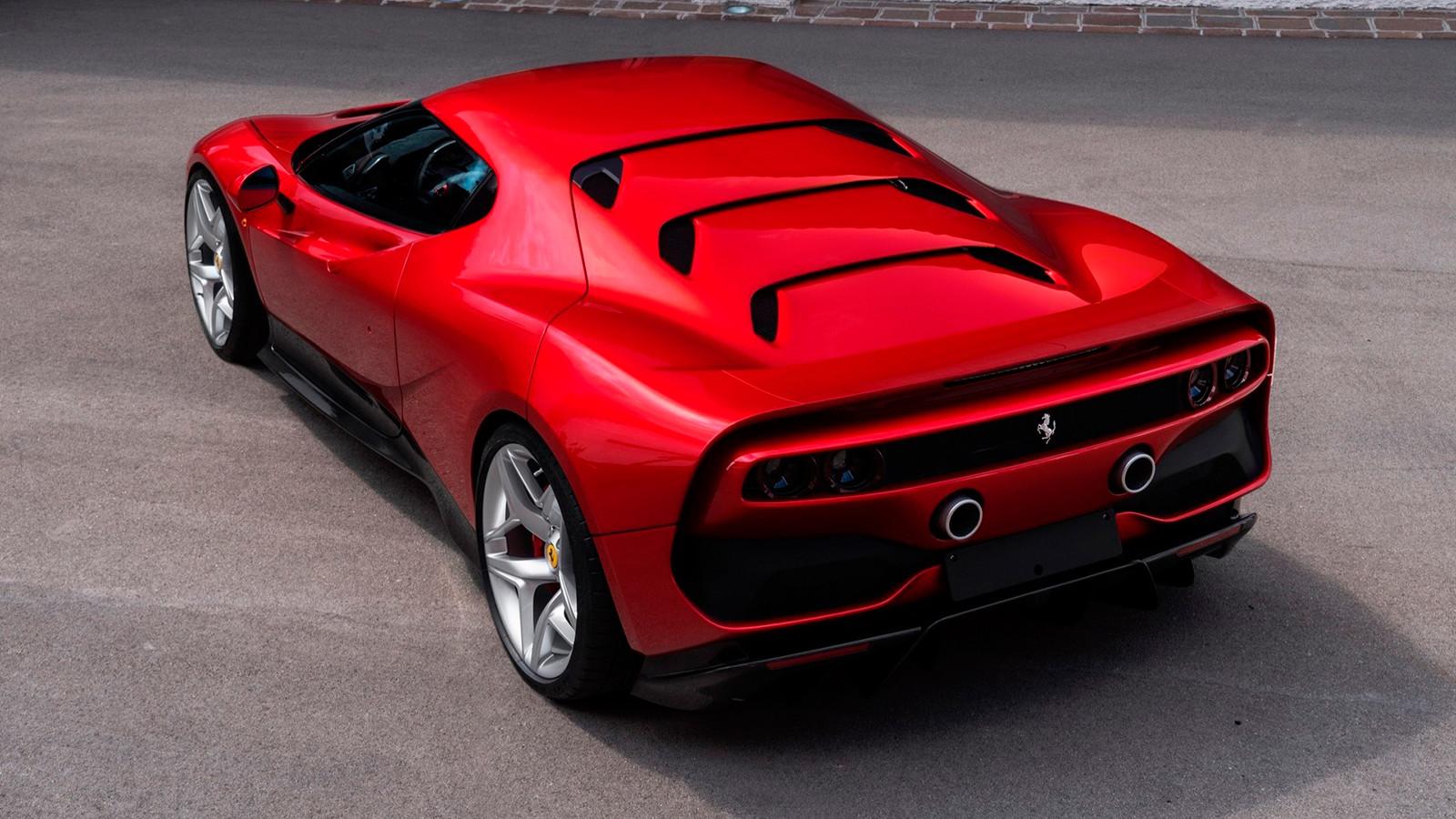 Foto de Ferrari SP38 (1/5)