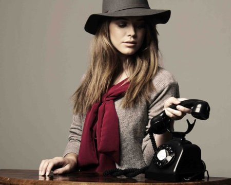 Compañía Fantástica catálogo Otoño-Invierno 2011/2012: la moda en punto