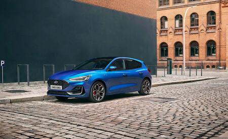 Si funciona no lo toques: el Ford Focus se actualiza tímidamente con un nuevo sistema multimedia y acabados con más personalidad