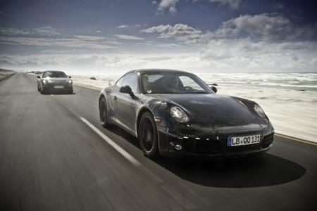 Porsche 911 Carrera tipo 991 prototipo