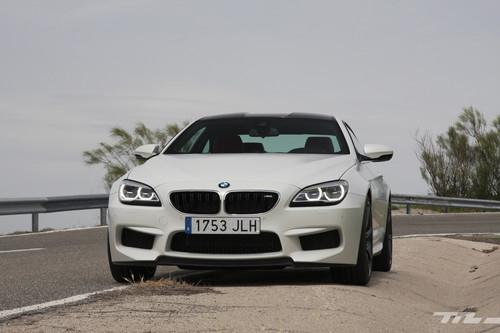 Probamos el BMW M6 Competition Package, la máquina más demencial jamás creada por BMW