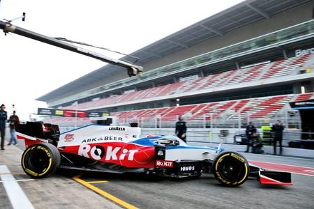 Williams F1 2020 2