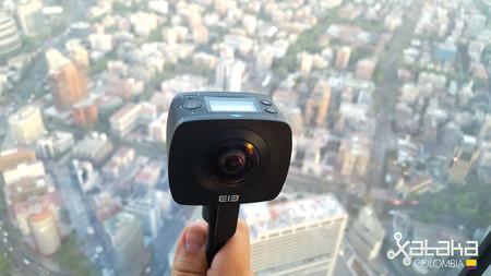 Esta es nuestra experiencia con la Elephone 360, una cámara para capturar foto video en VR