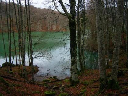 El GR 11 - La ruta de los Pirineos: Orbaitzeta - Ochagavía