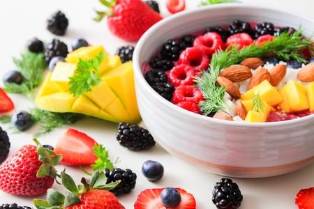 Berries Bowl Colorful 1105166