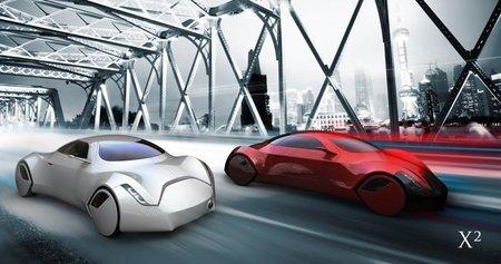 Michelin se pregunta como serán los coches del 2046