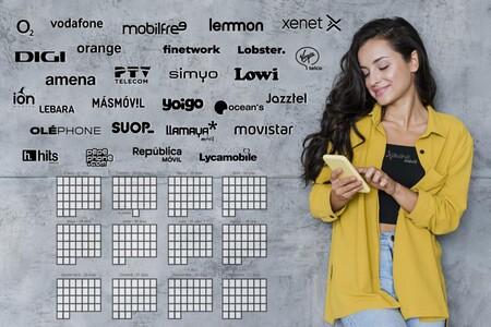 Así han mejorado las tarifas de fibra y móvil más baratas a lo largo de 2020
