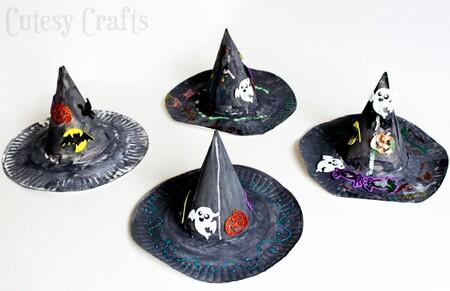 Manualidades Halloween Ninos 33