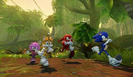 Sonic Boom: Shattered Crystal para 3DS nos muestra un poco más de su historia