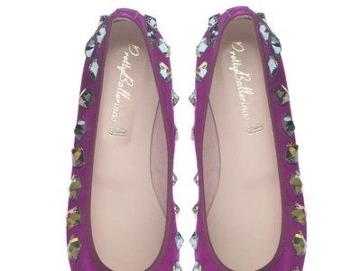 Pretty Ballerinas Otoño-Invierno 2011/2012: especial Luxury
