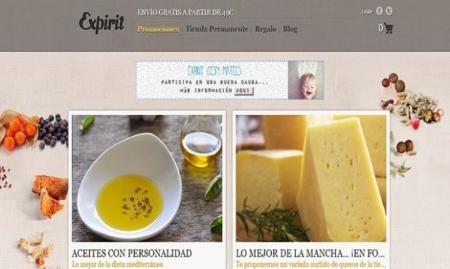 Expirit, un club gourmet online para los paladares más exigentes