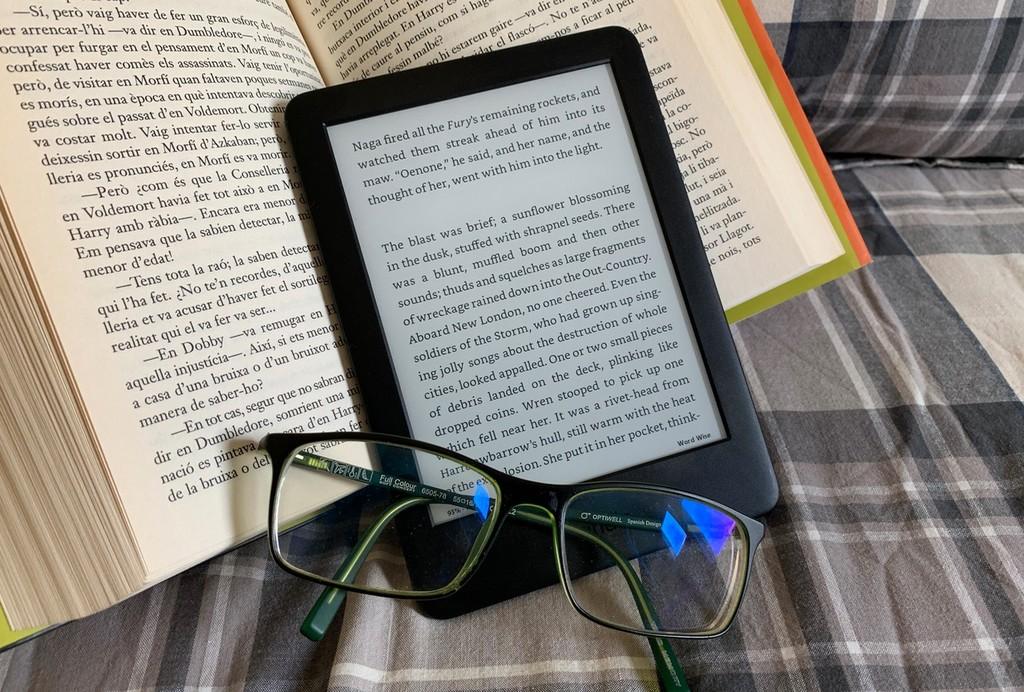 Amazon Kindle de 10ª generación (2019), análisis: el lector por excelencia resiste con la cabeza bien alta