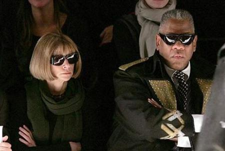 André Leon Talley, la última leyenda viva de Vogue