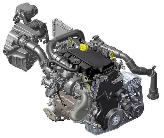Renault Scénic 2012 1.6 dCi 130 técnica