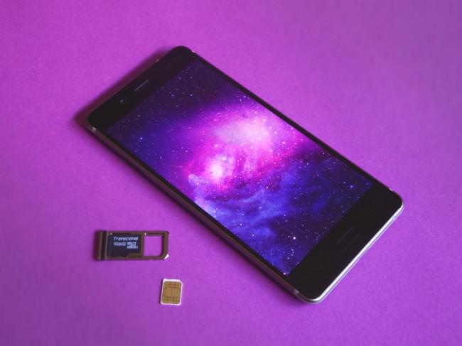 Nokia 8 Microsd