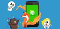 Telefónica firma acuerdo con Line en México, vendrá instalado de serie en móviles con Firefox OS