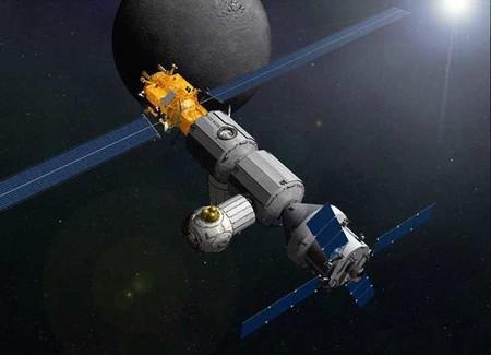 Rusia se prepara para colaborar con la NASA en la construcción de la próxima Estación Espacial Lunar