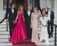 Mónaco se va de fiesta con Natalia Vodianova y su Love Ball