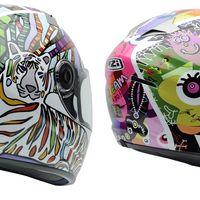 Dream Big, arte y protección en la nueva gama de cascos NZI