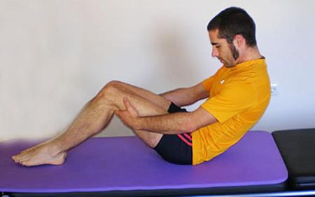 Algunos trucos para aumentar la intensidad de los ejercicios abdominales