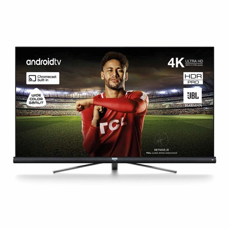 Smart TV Android 4K de 65 pulgadas TCL 65DC762, con barra de sonido JBL, rebajadísimo hoy en Amazon: por 699,99 euros