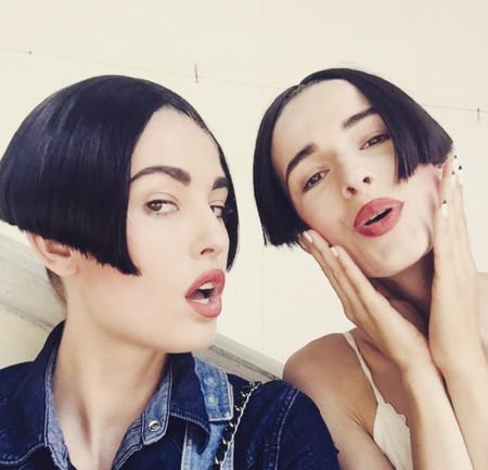 Chanel revisita el estilo de los años 20 en su desfile Couture con un bobbed wig cortado en ángulo