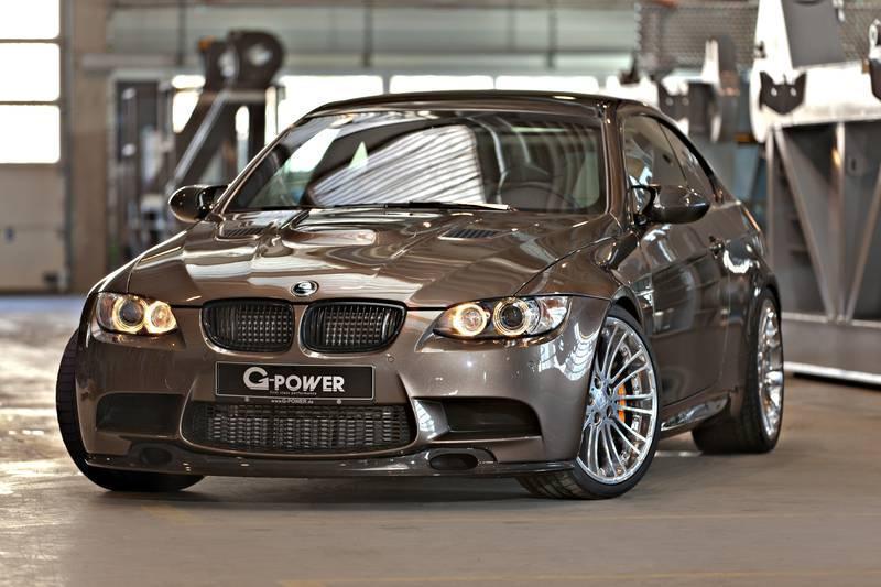 Foto de G-Power BMW M3 Hurricane RS (1/7)