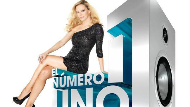 Paula Vazquez, imagen promocional de El Numero 1